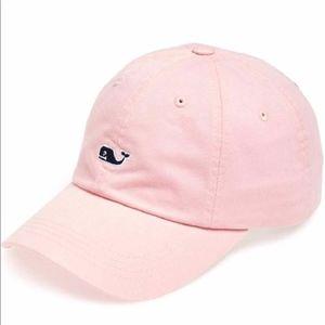 Vineyard Vines Whale Logo Baseball Hat
